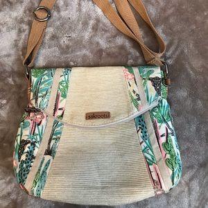 Sakroots NWOT Crossbody Bag